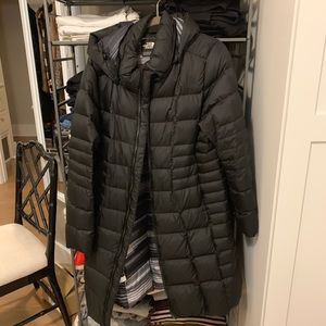Women's The North Face Long Puffer Coat